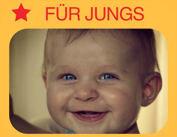 Babydecken für Jungen